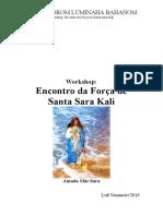 Força de Sara Kali