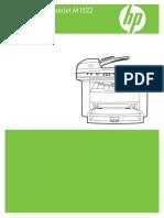 Manuale Stampante Hp Laserjet