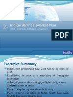 IndiGo Airlines Marketing Plan