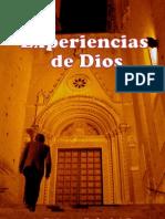 EXPERIENCIAS DE DIOS