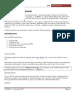 Leccion 1.2 - Instalando PHP