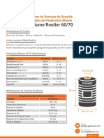 FDS Bitume Routier 60 70
