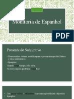 Monitoria de Espanhol