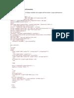 Veamos el código PHP del formulario