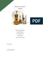 choros - songbook