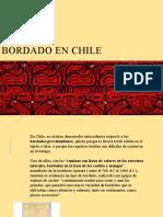 Bordado en Chile