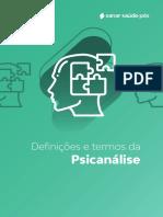 Definicoes e Termos Da Psicanalise v1