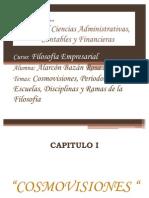 1° CD FILOSOFIA EMPRESARIAL - INDIVIDUAL