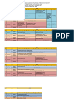 Jadwal Projek Agus-Septem 2021