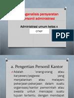414229138 KD 3 3 Menganalisis Persyaratan Personil Administrasi 2