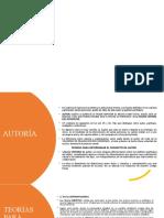 AUTORÍA Y PARTICIPACION para uba