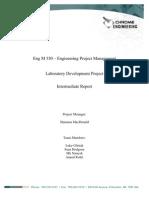 Phase II Report