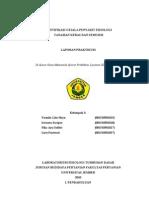 LAPORAn Klinik tanaman