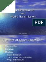 Week2 Data&Media Transmission