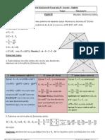 Ωριαίο τεστ στο Κεφάλαιο 10 Γεωμετρίας Ομάδα Β - λύσεις
