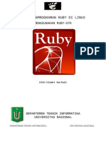 Ruby Gtk Bagian 2