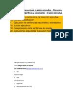CLASE 18  EJECUCION CLASIFICACION DE TITULOS