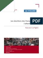 F - Baromètre de l'Évaluation de La Menace Terroriste - Vague 28 (Juillet 2016; Ifop)