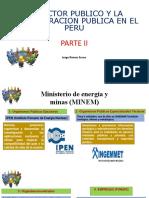 EL SECTOR PUBLICO II