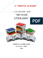 Plan lector 2020