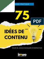 Guide-pratique-Irawotalents.com-75-idees-de-contenu