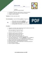 BalancingChemicalEquationsActivity