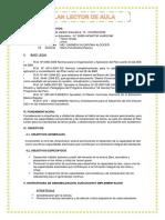 PLAN LECTOR DE TERCER GRADO DE PRIMARIA (1) (3)