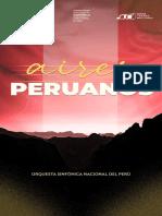 Aires Peruanos OSN