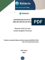 Resenha Crítica - Educação Popular e Ensino Superior Em Paulo Freie