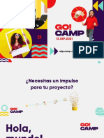 Dossier Go!Camp