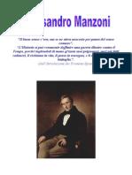 Ricerca alessandro Manzoni