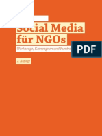 Social Media für NGOs - Preview 2. Auflage, April 2011