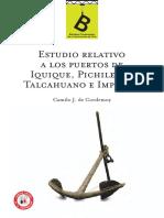 estufio puertos iquique, talcahuano