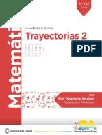Trayectorias 2. Matemática. Fichas para el alumno. 1° y 2° ciclo Aceleración y Nivelación