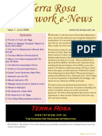 Terra Rosa eMagazine Issue 1