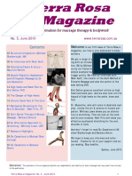 Terra Rosa eMagazine Issue 5