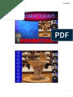 Aromaterapi FBA Sem-7