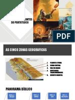 PANORAMA DO VELHO TESTAMENTO I