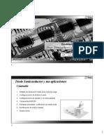 2 Diodo Semiconductor y sus aplicaciones