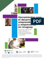 gua herramientas para mujeres emprendedoras y empresarias web Uruguay