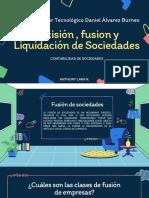 Consulta sobre la Escisión y Liquidación de Sociedades_AnthonyLara