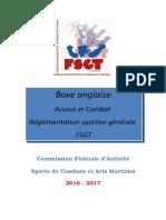 Réglementation pratique boxe 2016 - 2017_maj aout-2016