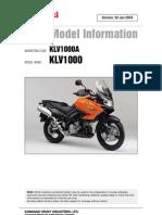 Kawasaki KLV1000A