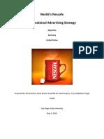 Nestle-Nescafe-Project-Final-Global-Marketing
