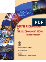 DRM & The role of Corporate Sector