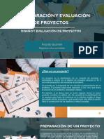 1.1 PREPARACION DE PROYECTOS