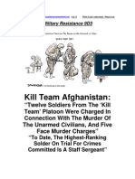 Military Resistance  9D 3; Same Old Same Old