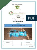 Système hydraulique