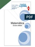 Apostila de Matemática Ensino Médio