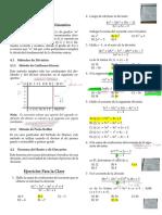 Álgebra Cor 4sem